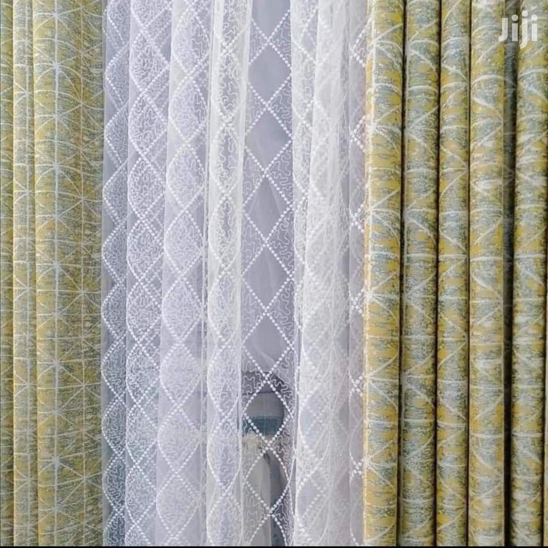Quality Curtain Materials | Home Accessories for sale in Kampala, Central Region, Uganda
