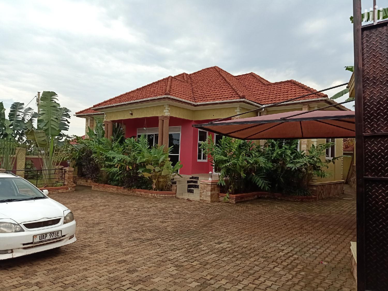 Kiira New 4 Bedroom Standalone For Sale
