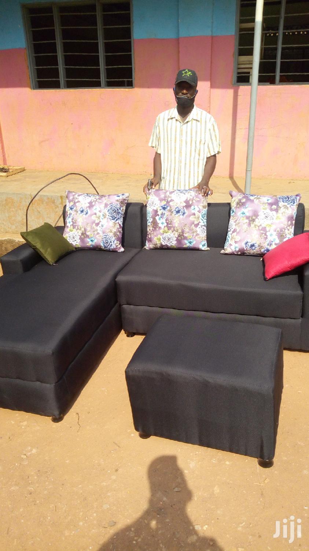 L Shaped Sofa 5 Seats