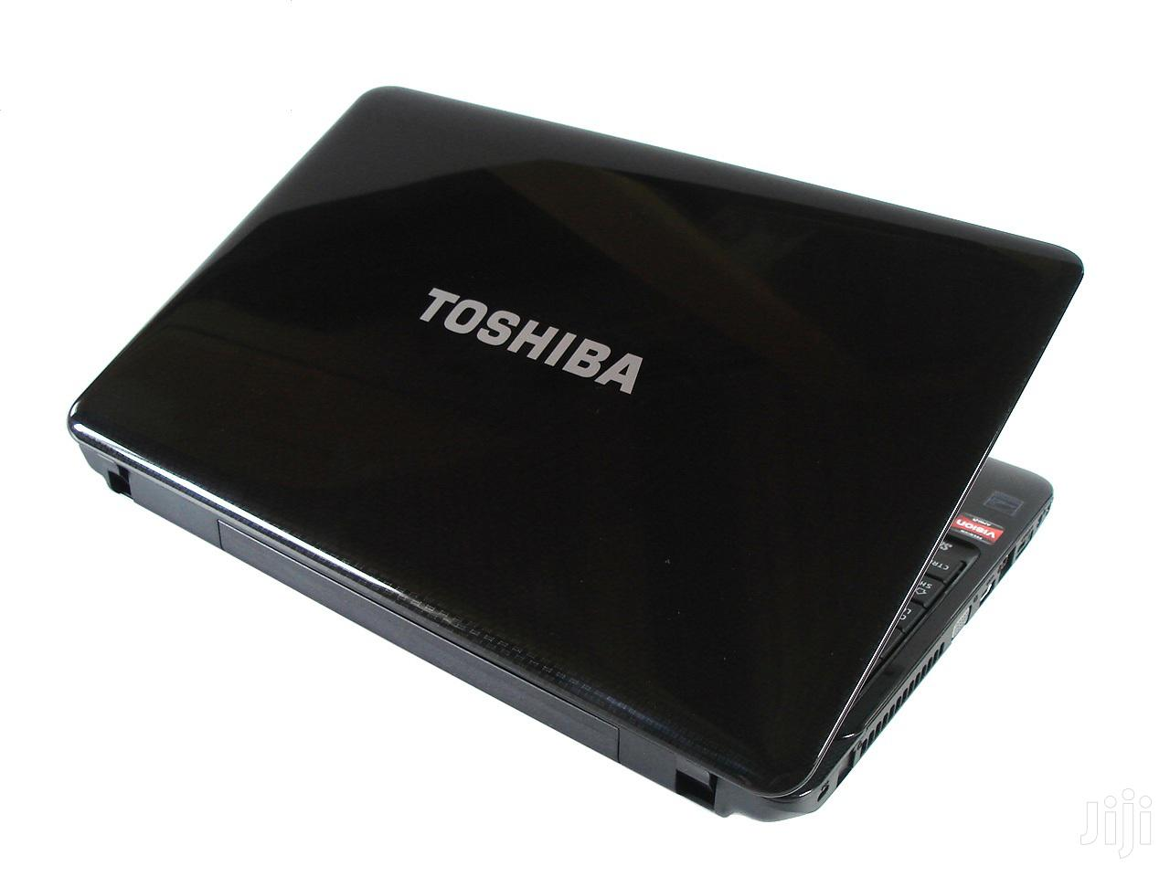 Laptop Toshiba Satellite C850 4GB Intel Core i3 HDD 320GB | Laptops & Computers for sale in Kampala, Central Region, Uganda