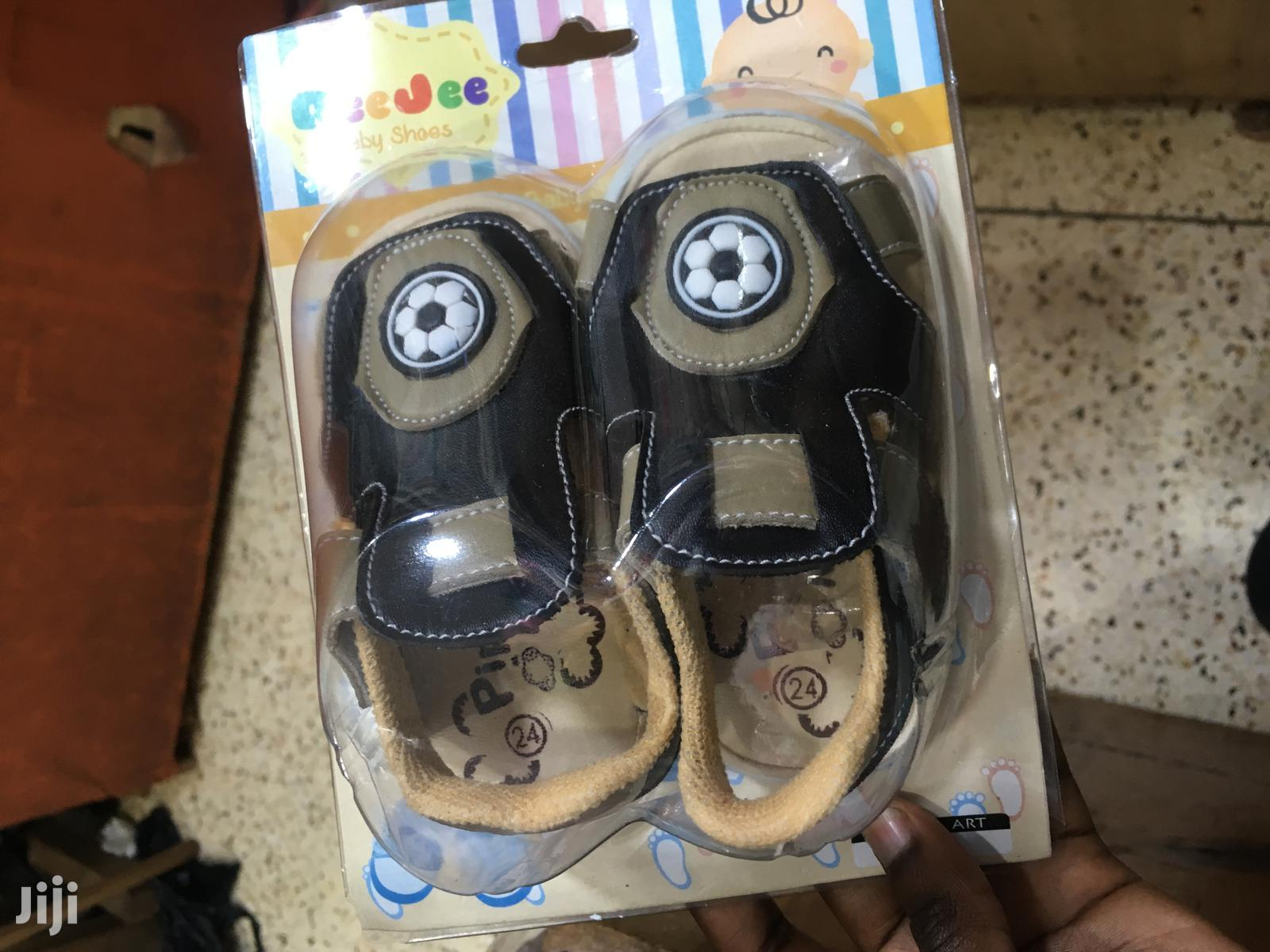Archive: Baby Open Shoes