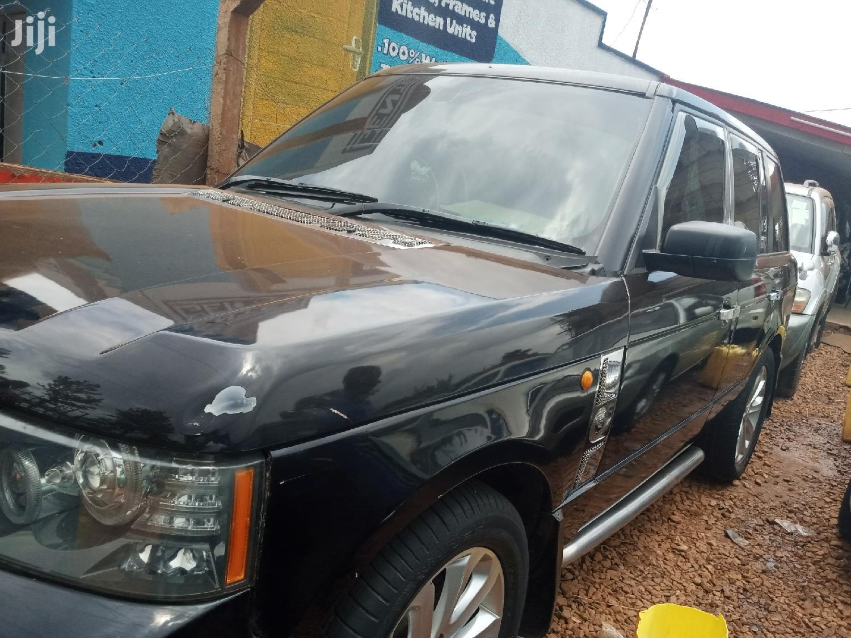 Land Rover Range Rover Sport 2002 Black   Cars for sale in Kampala, Central Region, Uganda