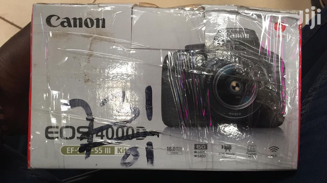 Archive: Canon EOS 4000D With Kit Lens