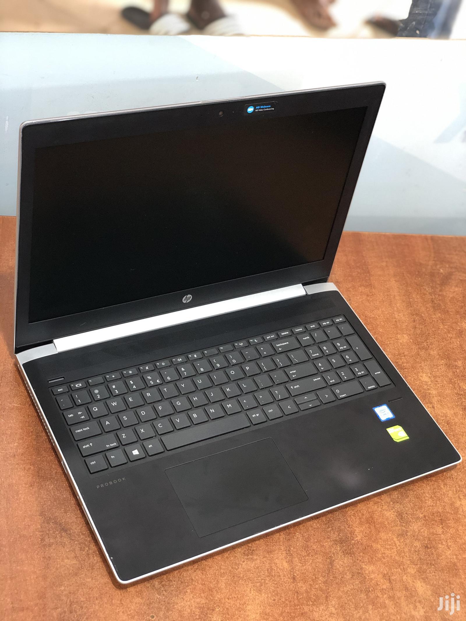 Laptop HP ProBook 450 G5 8GB Intel Core I7 SSHD (Hybrid) 1T