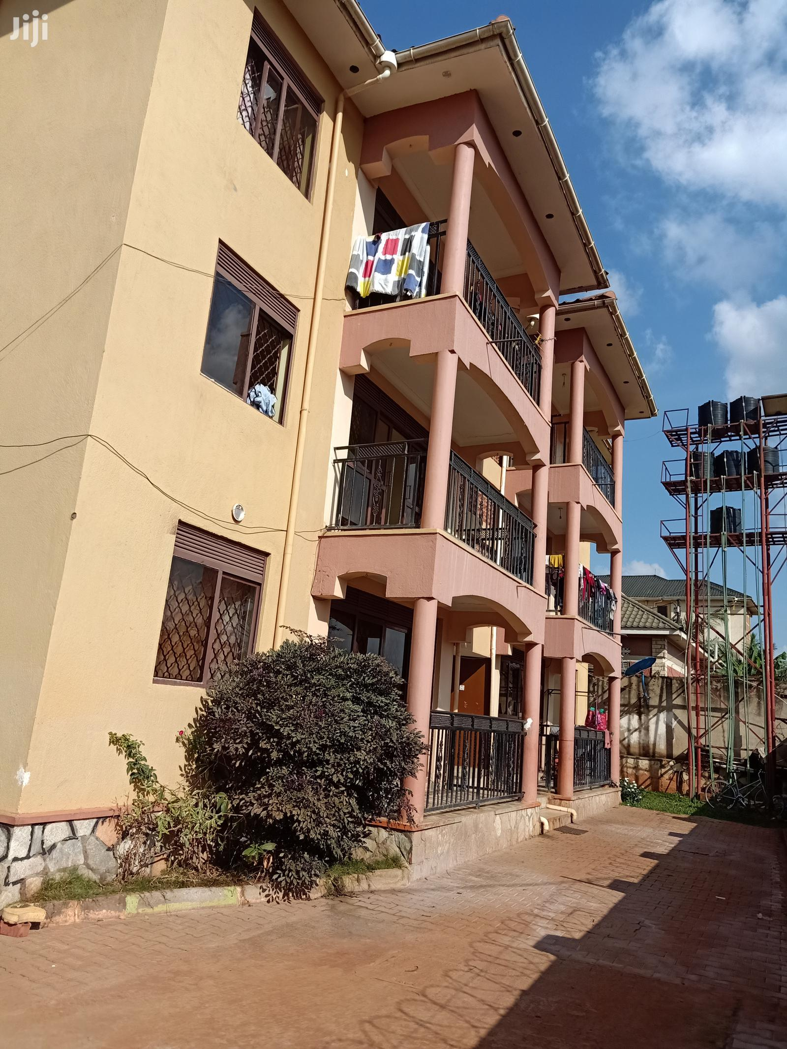 Kiira 2bedroom Apartment For Rent