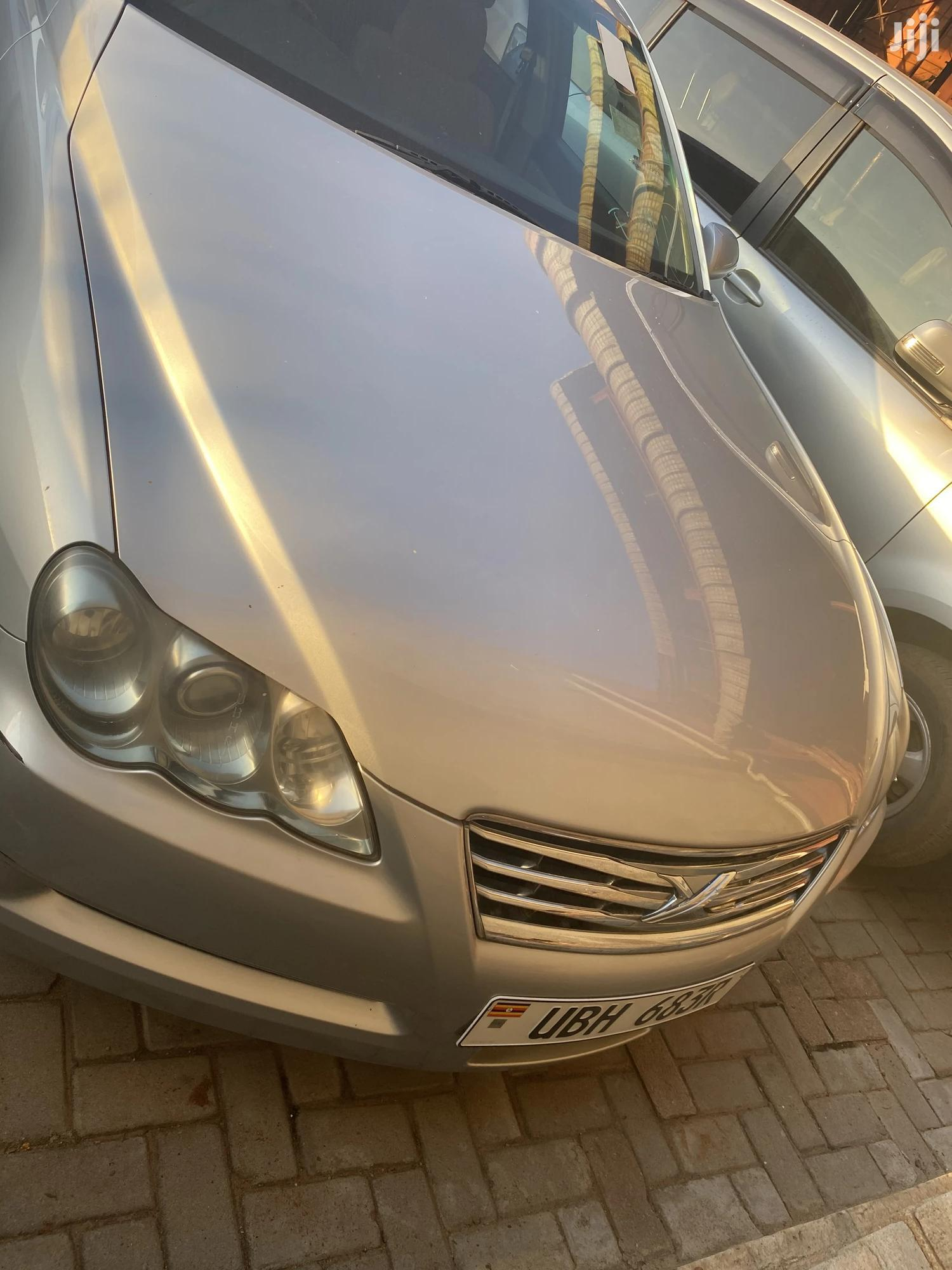 Toyota Mark X 2007 Gray