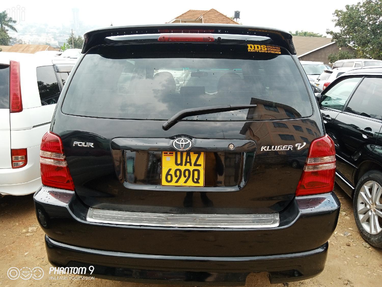 Toyota Kluger 2003 Black | Cars for sale in Kampala, Central Region, Uganda