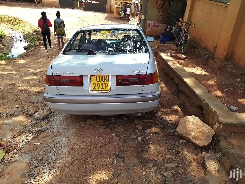Toyota Premio 1998 Silver   Cars for sale in Wakiso, Central Region, Uganda