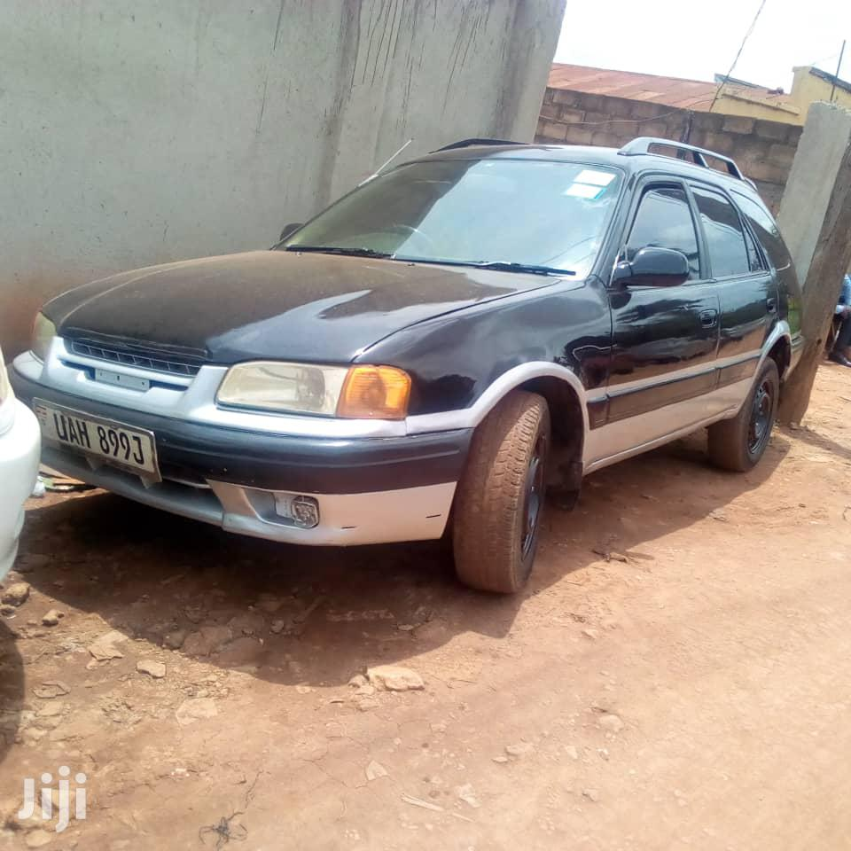 Toyota Carib 1997 Black