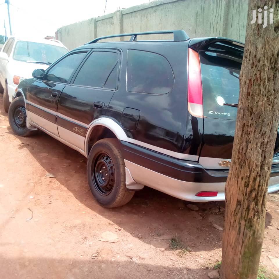 Toyota Carib 1997 Black   Cars for sale in Kampala, Central Region, Uganda