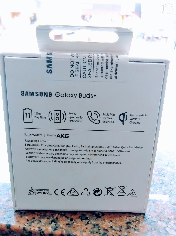 Samsung Galaxy Buds + | Headphones for sale in Kampala, Central Region, Uganda