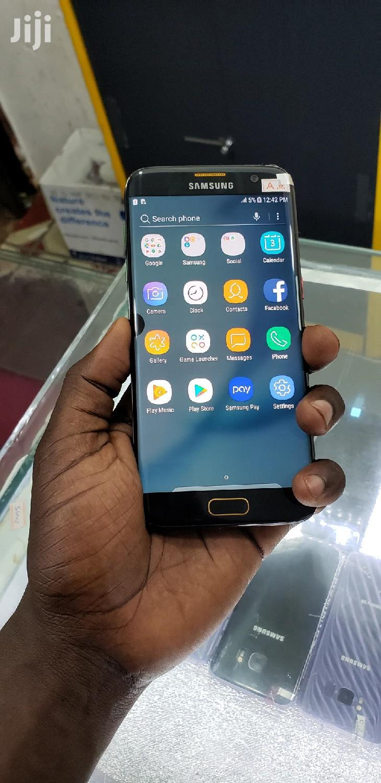 Samsung Galaxy S7 edge 32 GB Black   Mobile Phones for sale in Kampala, Central Region, Uganda