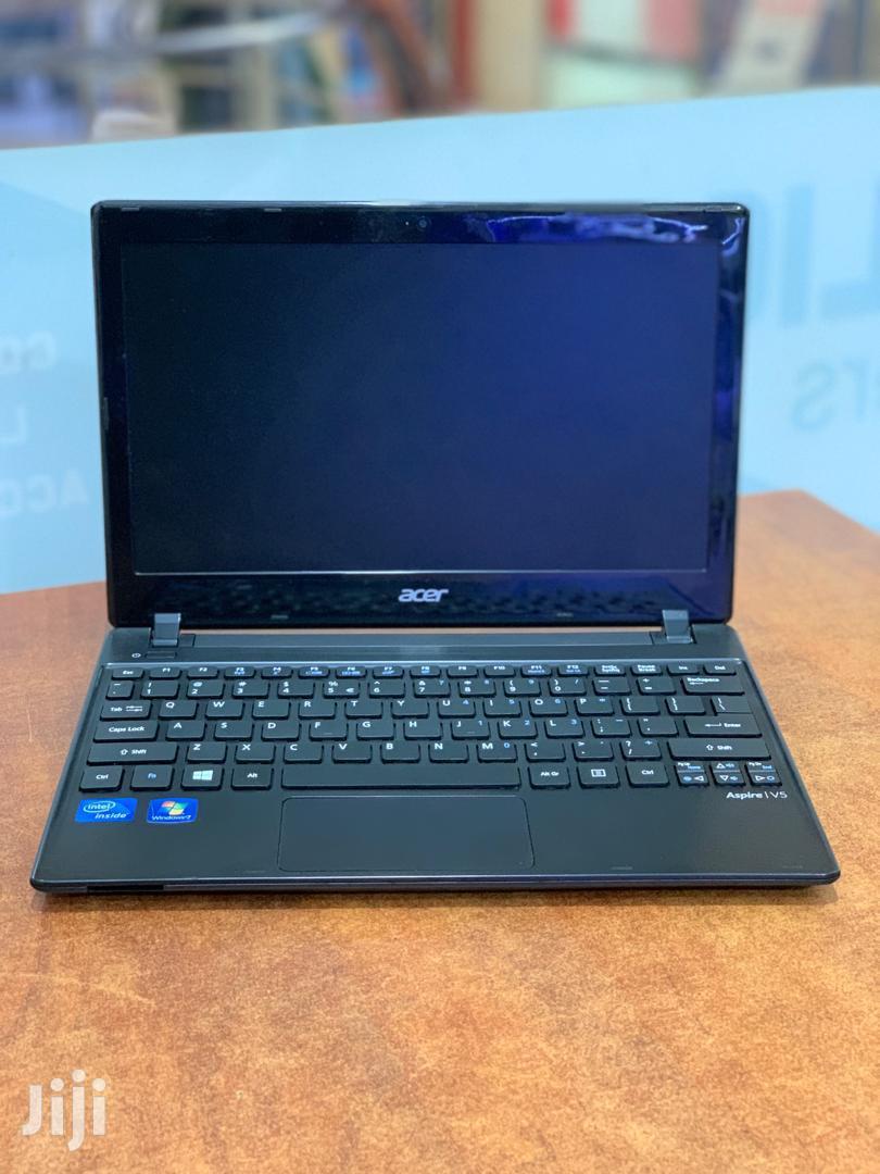 Laptop Acer Aspire v V5 572P 4GB Intel HDD 250GB