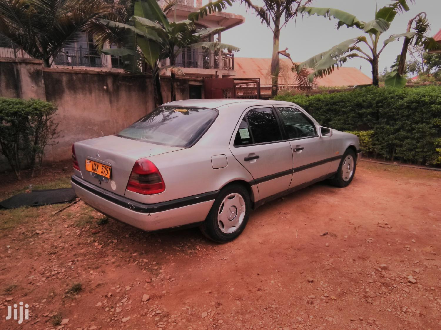 Mercedes-Benz C200 1995 Silver | Cars for sale in Kampala, Central Region, Uganda