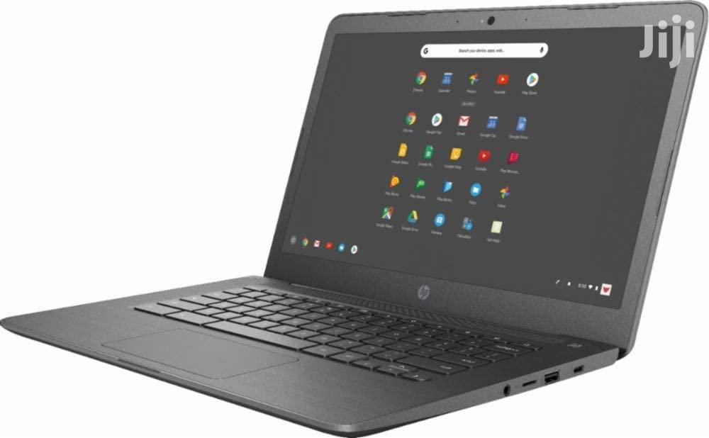 New Laptop HP Chromebook 14 G5 4GB Intel Core 2 Quad SSD 60GB | Laptops & Computers for sale in Kampala, Central Region, Uganda