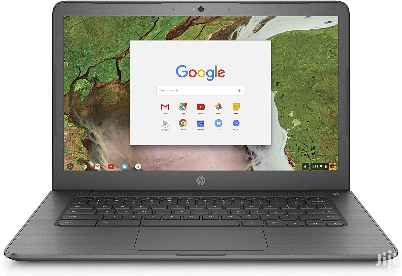 New Laptop HP Chromebook 14 G5 4GB Intel Core 2 Quad SSD 60GB