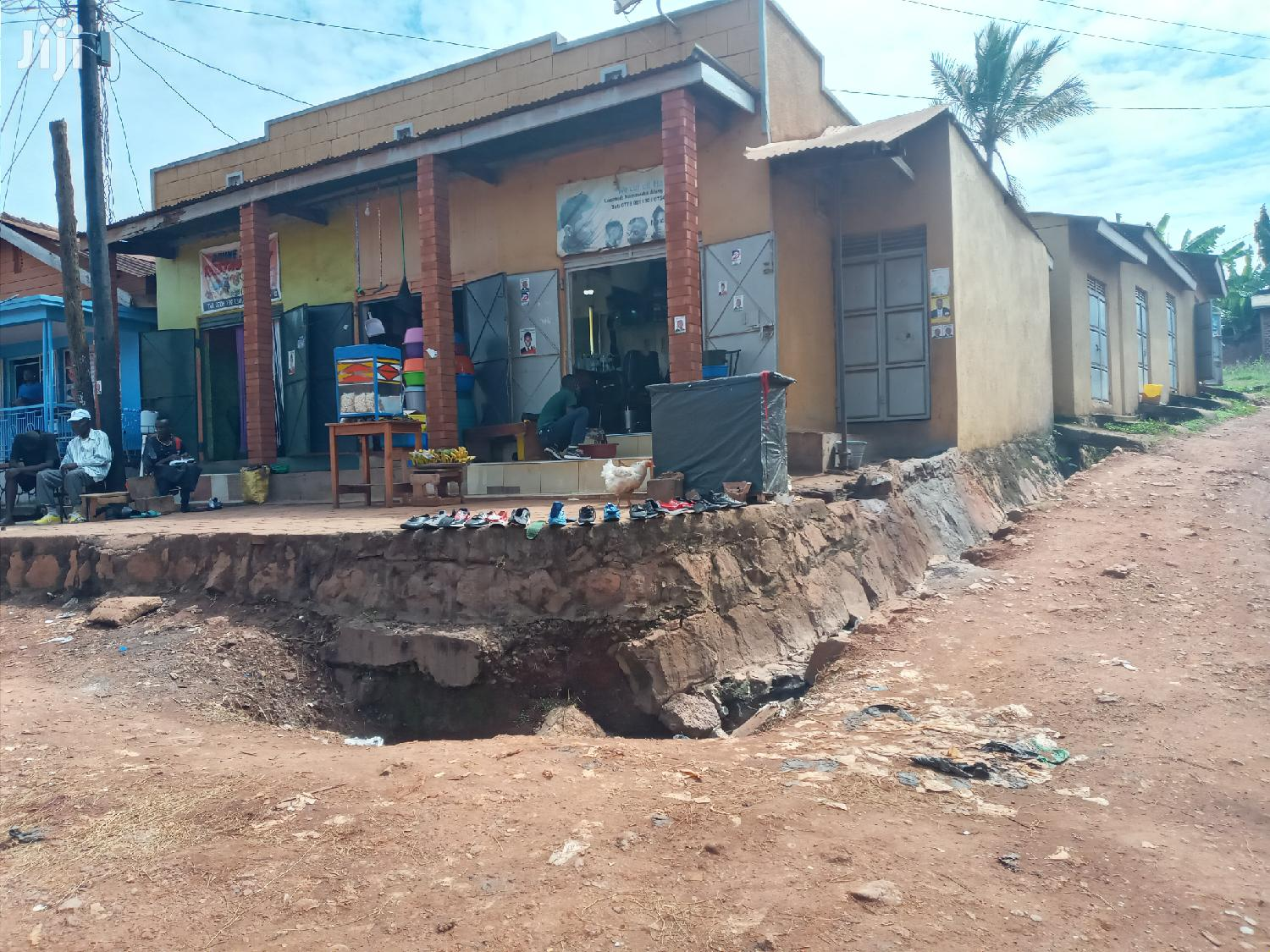 Commercial Shops In Heart Of Namasuba Town For Sale
