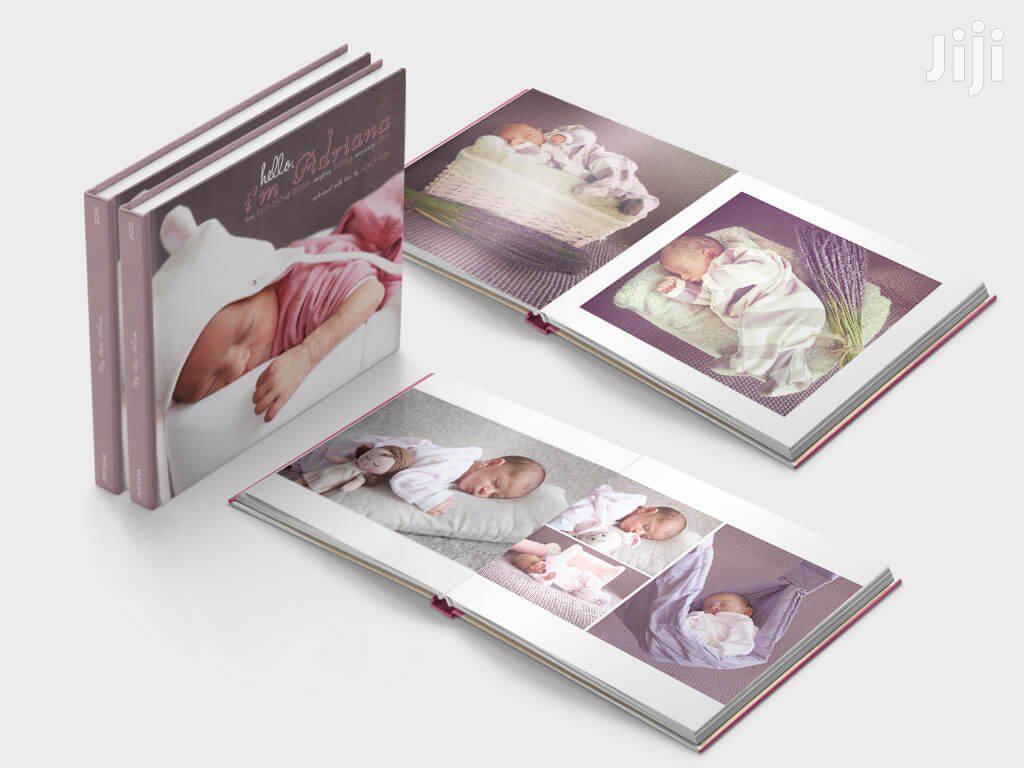 Small Sized Babies Photo Album