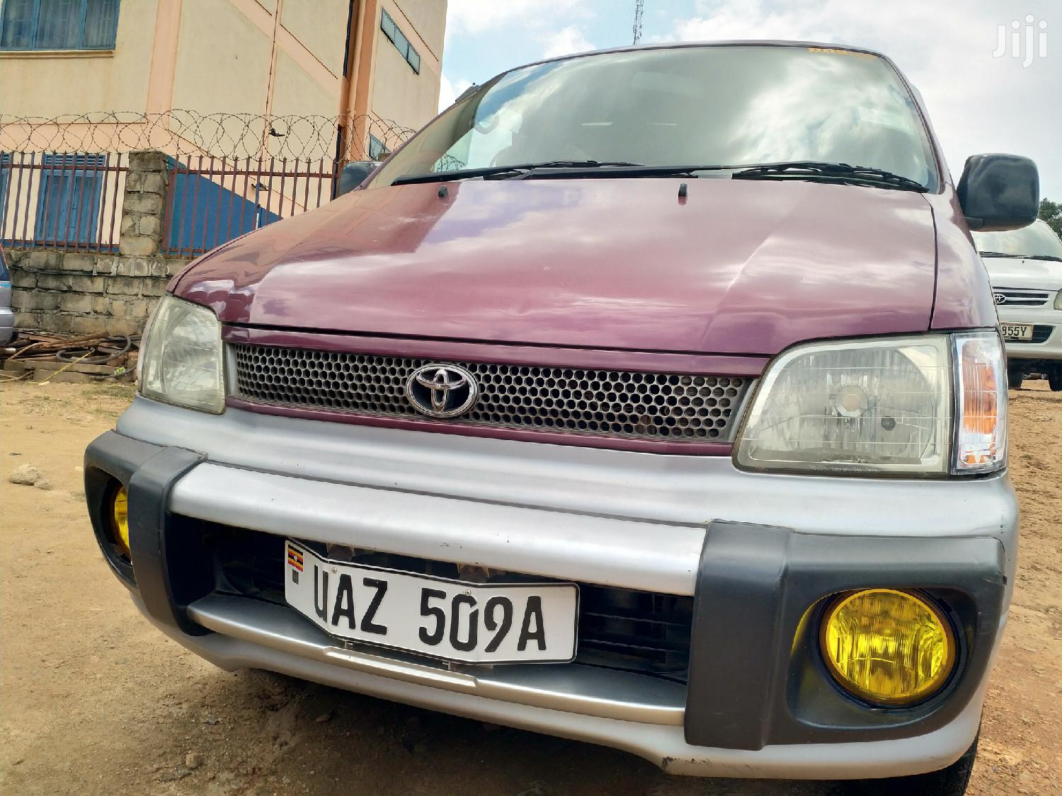 New Toyota Noah 2001 Red | Cars for sale in Kampala, Central Region, Uganda