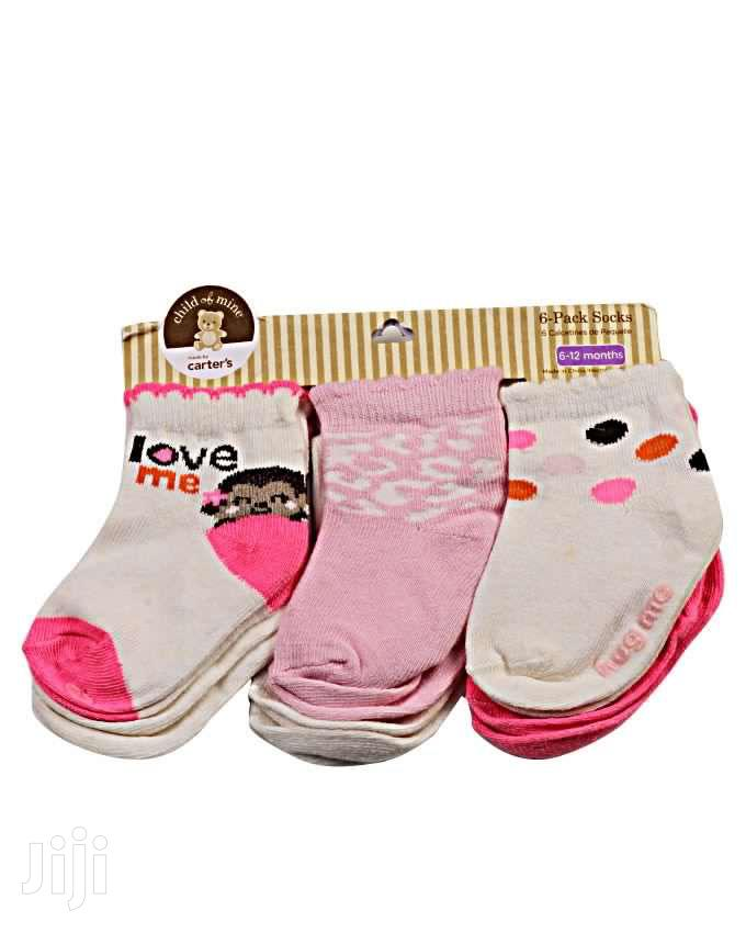 A Packet of Four Baby Body Socks | Children's Clothing for sale in Kampala, Central Region, Uganda