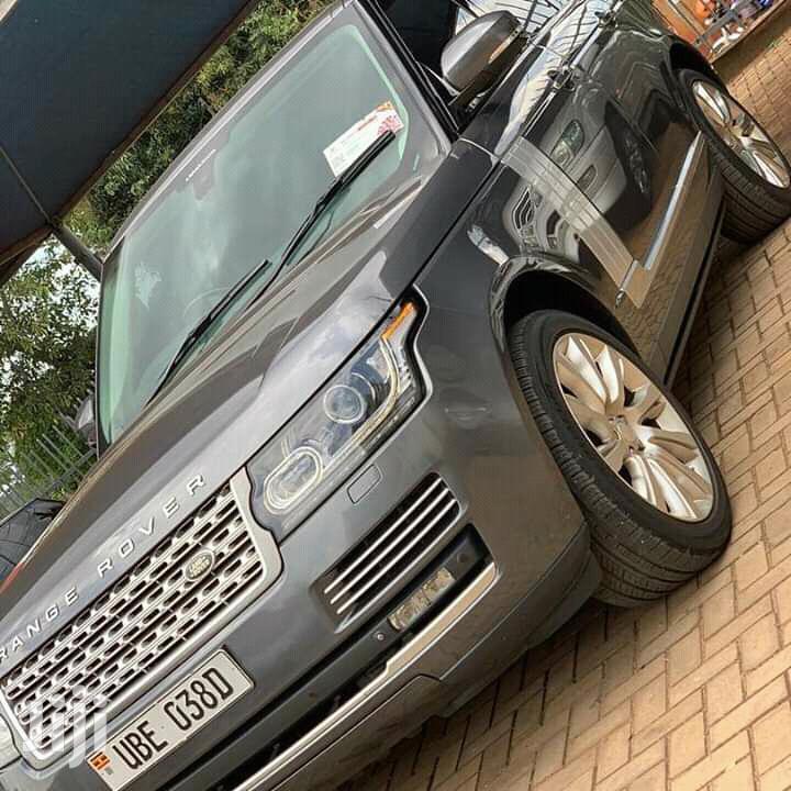 Land Rover Range Rover Sport 2016 Silver