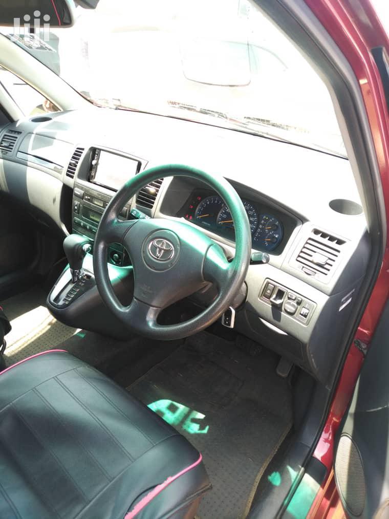 Archive: Toyota Spacio 2006 Red