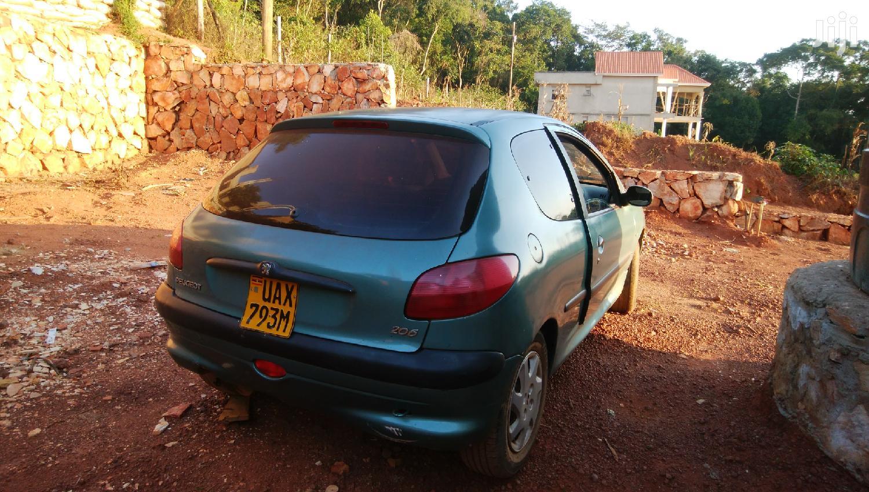 Peugeot 206 2001 1.6 Green
