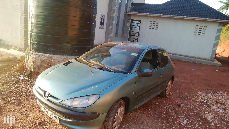 Peugeot 206 2001 1.6 Green | Cars for sale in Kampala, Central Region, Uganda