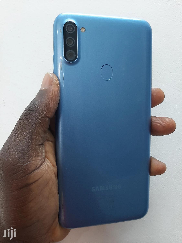 Samsung Galaxy A11 32 GB Blue | Mobile Phones for sale in Kampala, Central Region, Uganda