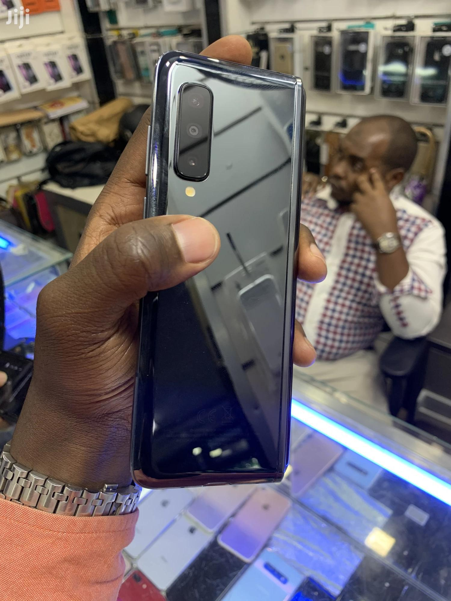 Samsung Galaxy Fold Black | Mobile Phones for sale in Kampala, Central Region, Uganda
