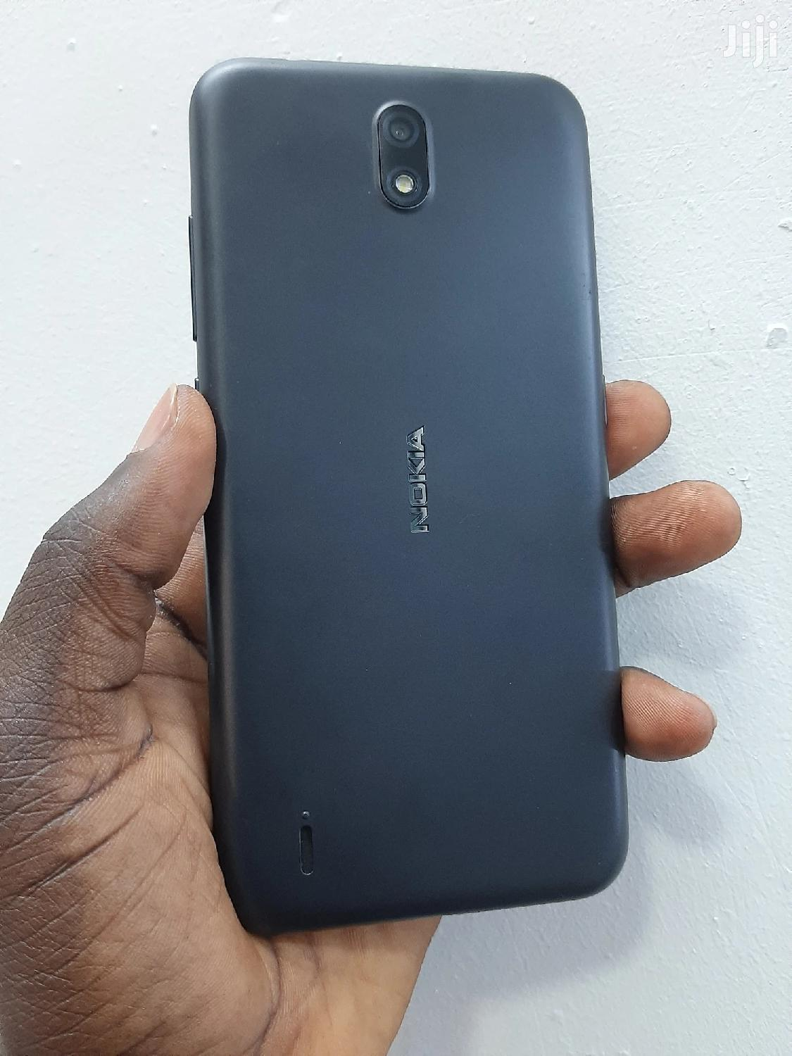 Nokia C1 16 GB Black