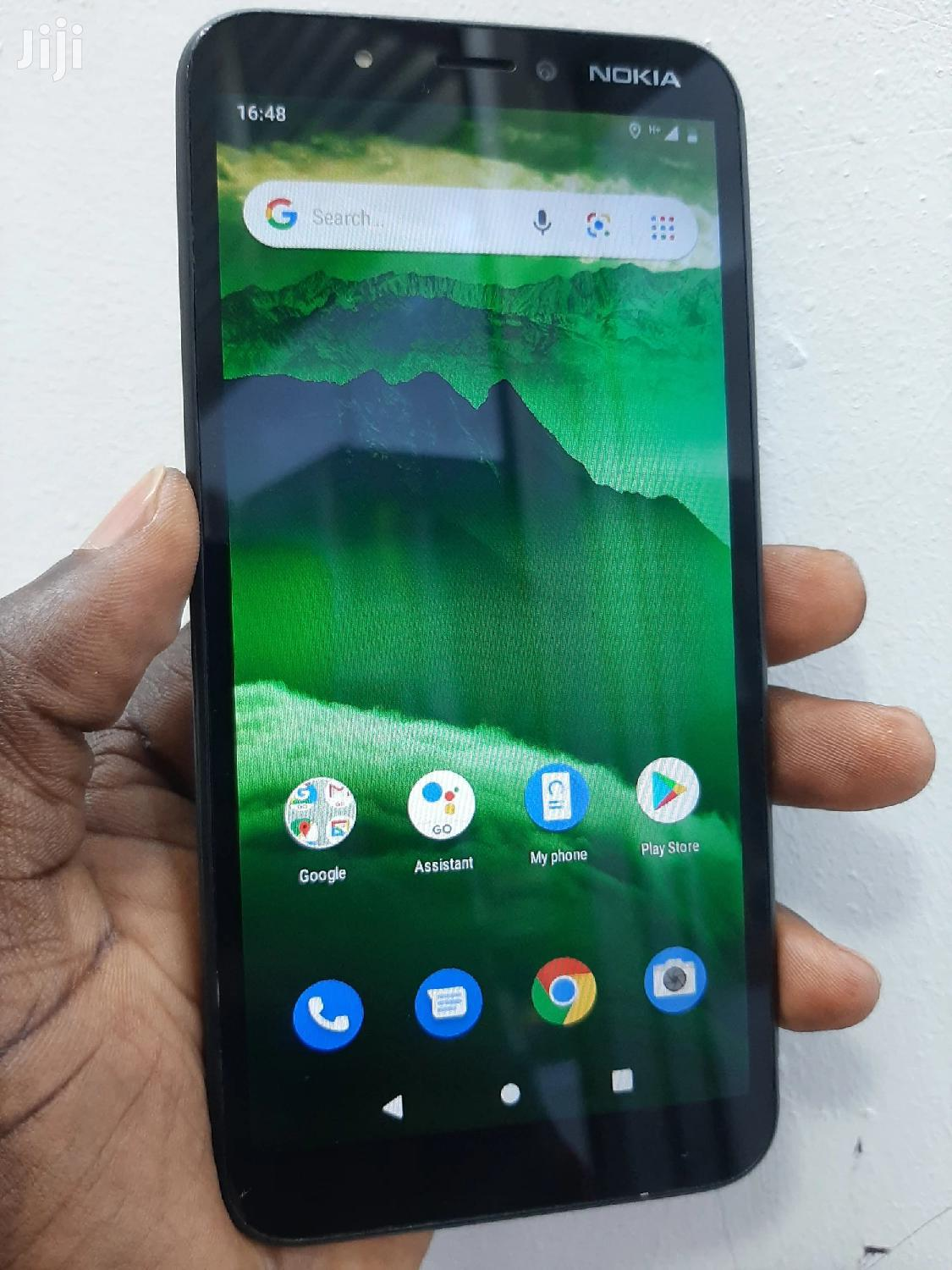 Nokia C1 16 GB Black | Mobile Phones for sale in Kampala, Central Region, Uganda
