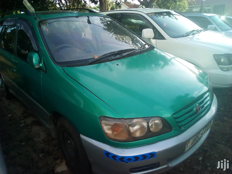 Toyota Ipsum 2002 Green | Cars for sale in Kampala, Central Region, Uganda