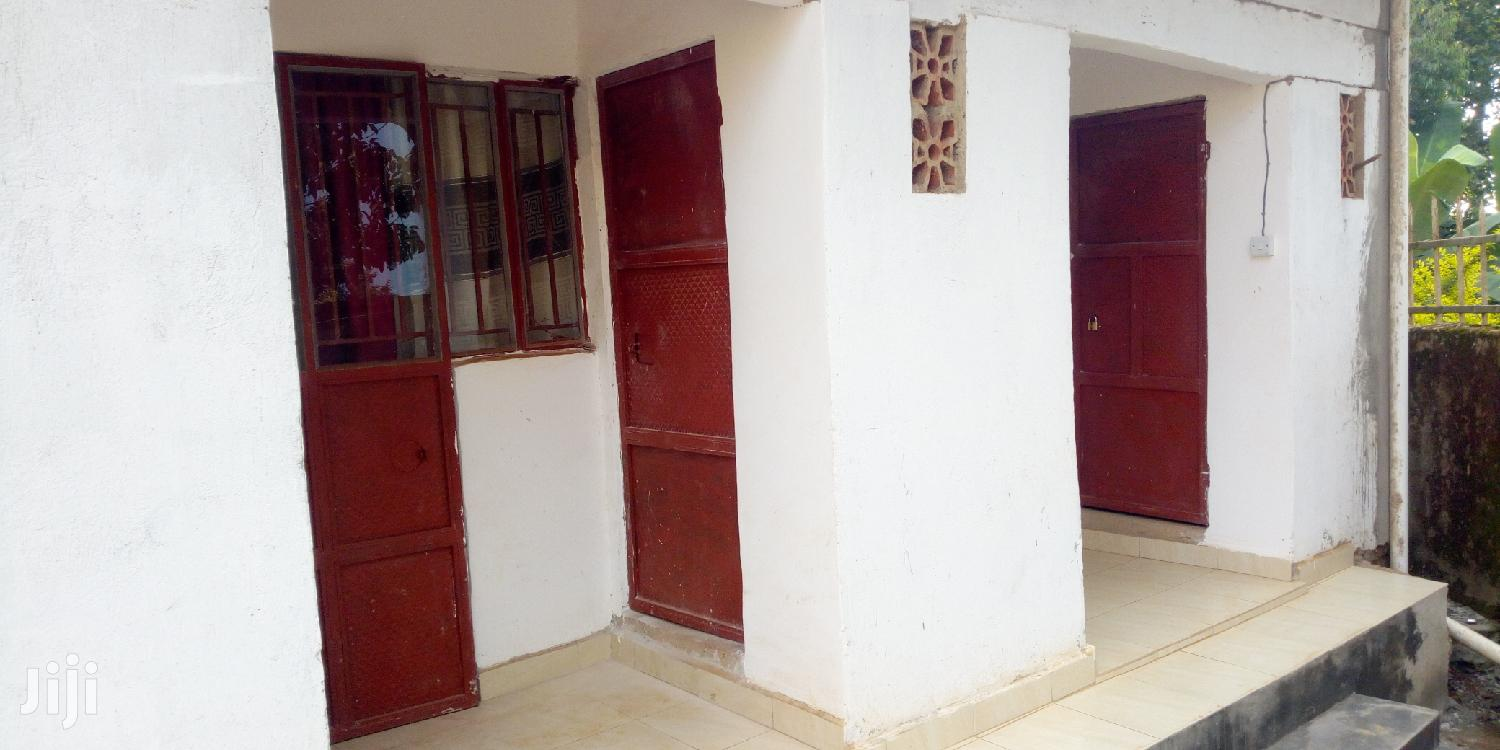 Single Room Self Contained For Rent At Kigunga