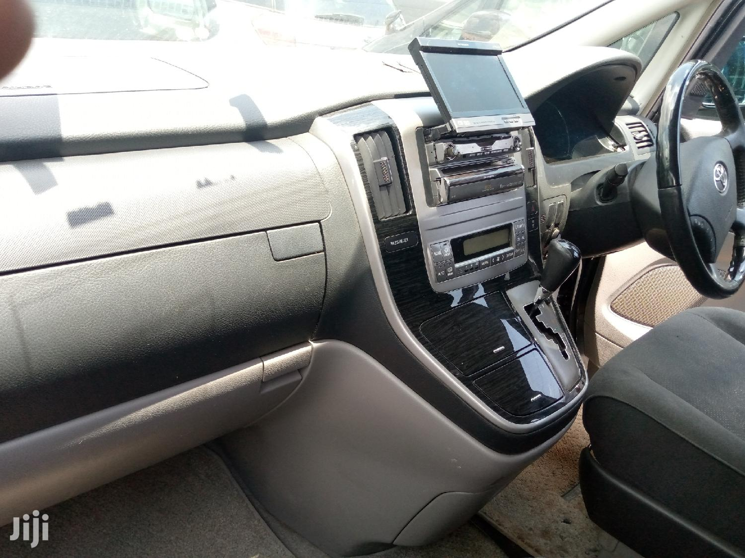 Toyota Alphard 2007 Black | Cars for sale in Kampala, Central Region, Uganda