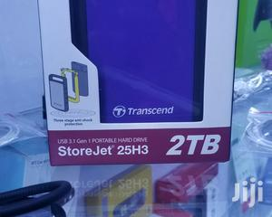 New 2TB Transcend External Hard Drive | Computer Hardware for sale in Central Region, Kampala