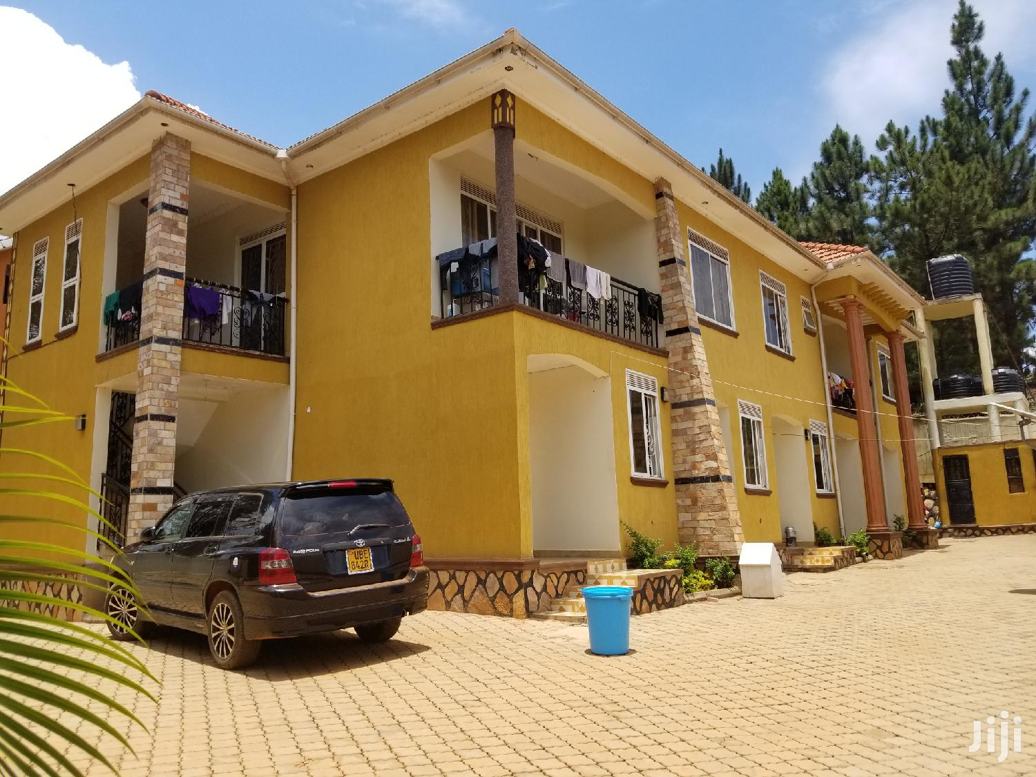 Five Apartments With a Three Bedrooms Pent House for Sale