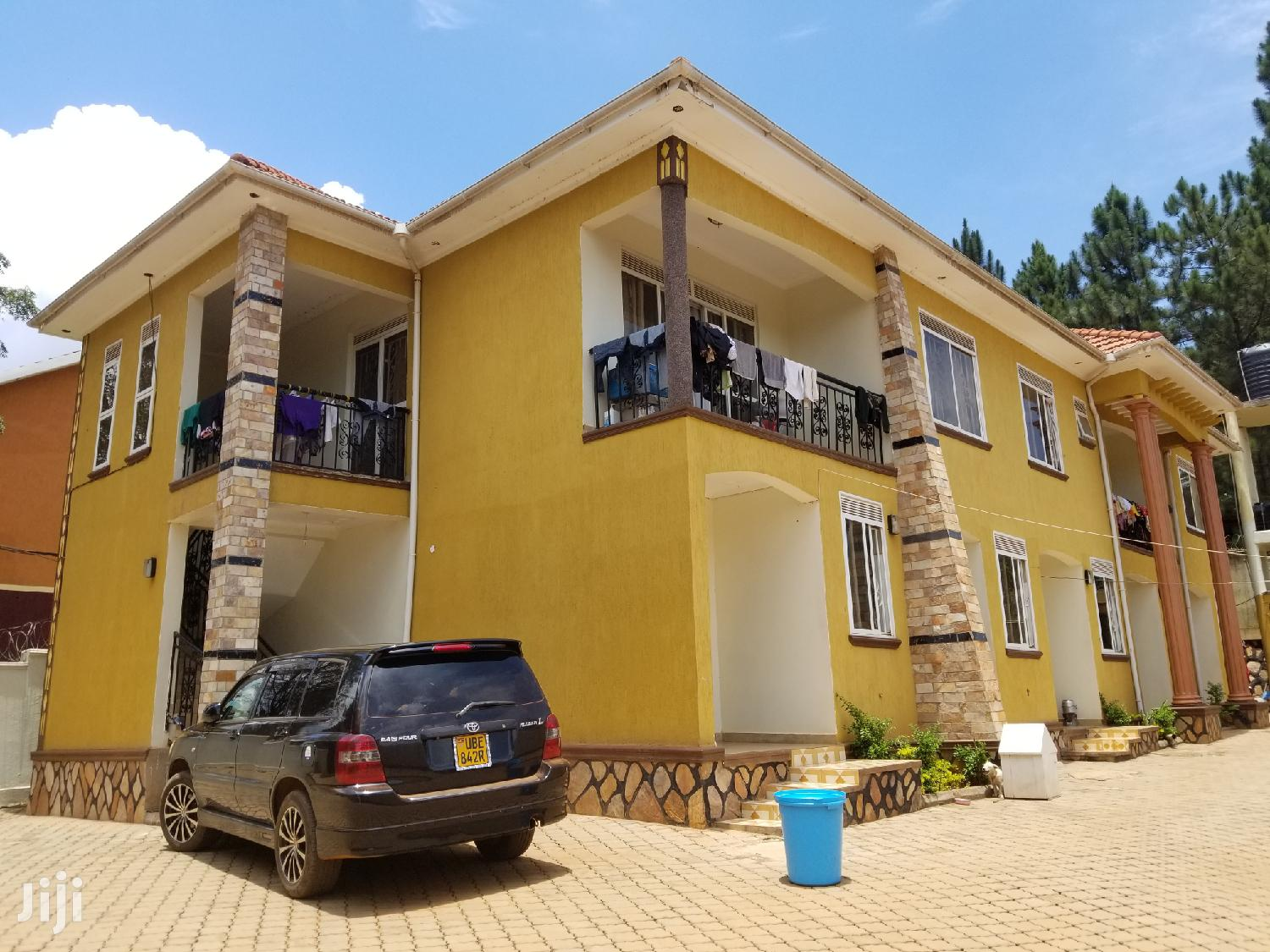 Five Apartments With a Three Bedrooms Pent House for Sale | Houses & Apartments For Sale for sale in Kampala, Central Region, Uganda