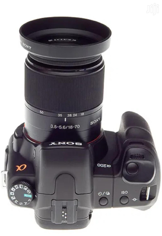 Sony Alpha A200