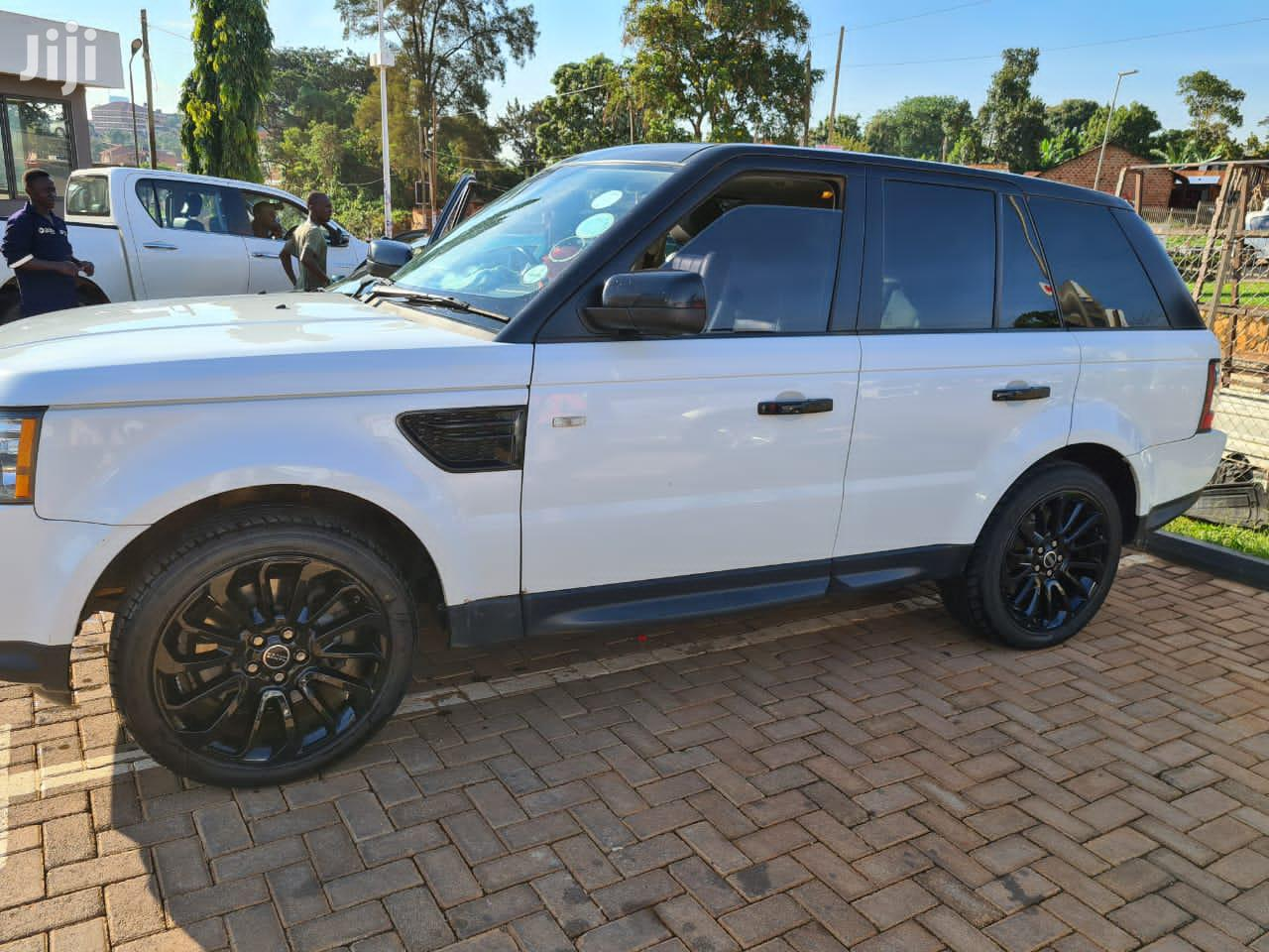 Land Rover Range Rover Sport 2011 White | Cars for sale in Kampala, Central Region, Uganda