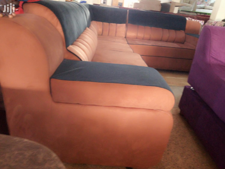 L Shaped Sofa Chair