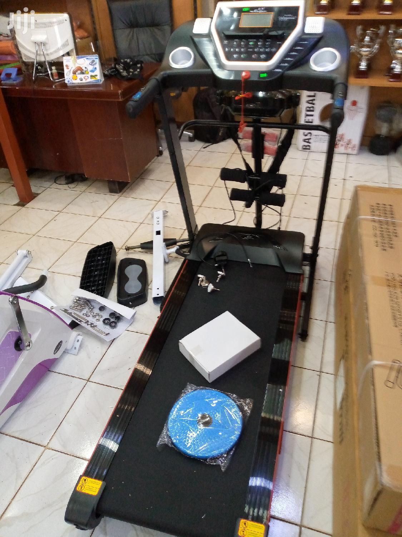 Indoor Treadmill