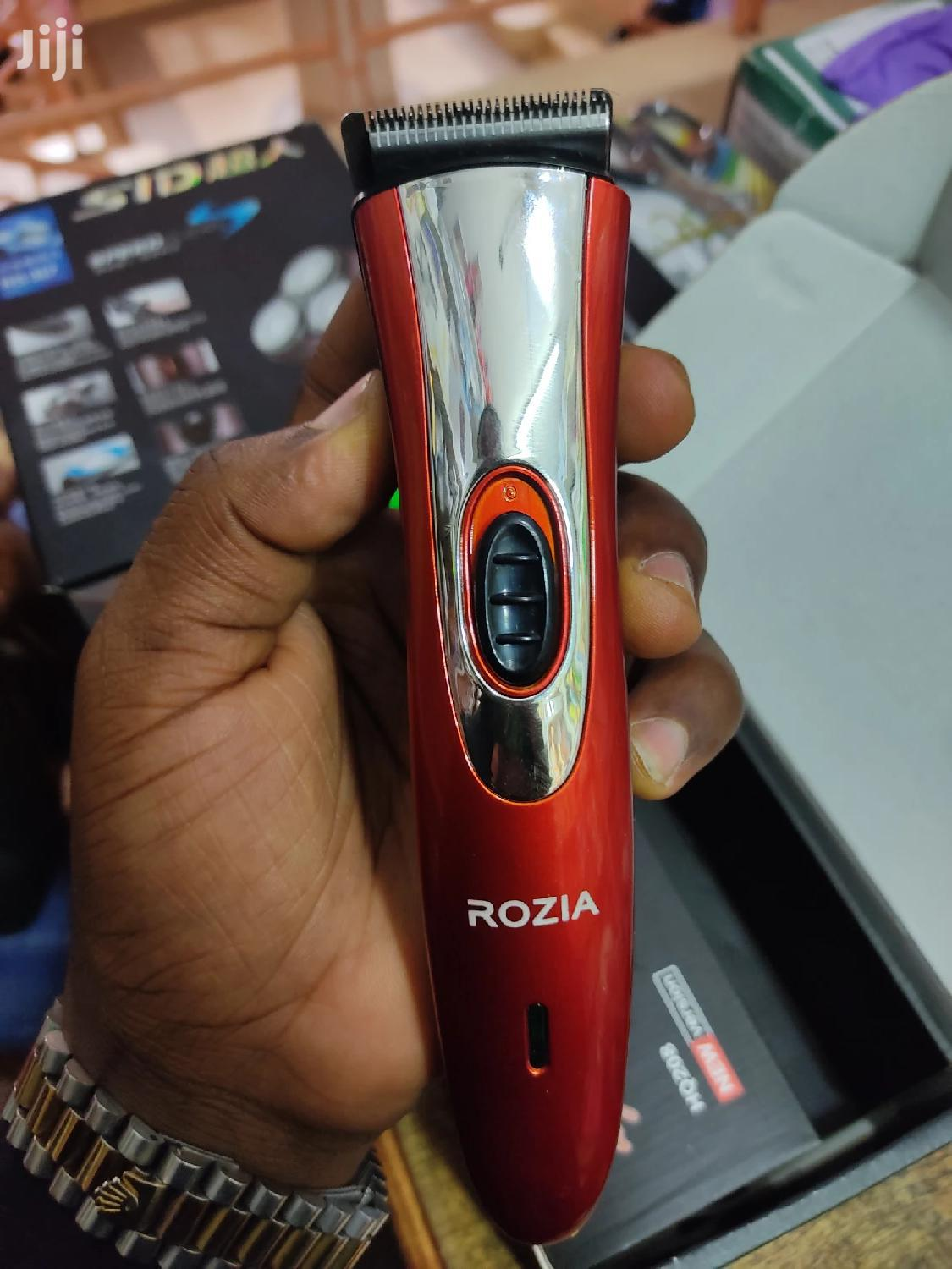 Archive: Rozia Hair Trimmer