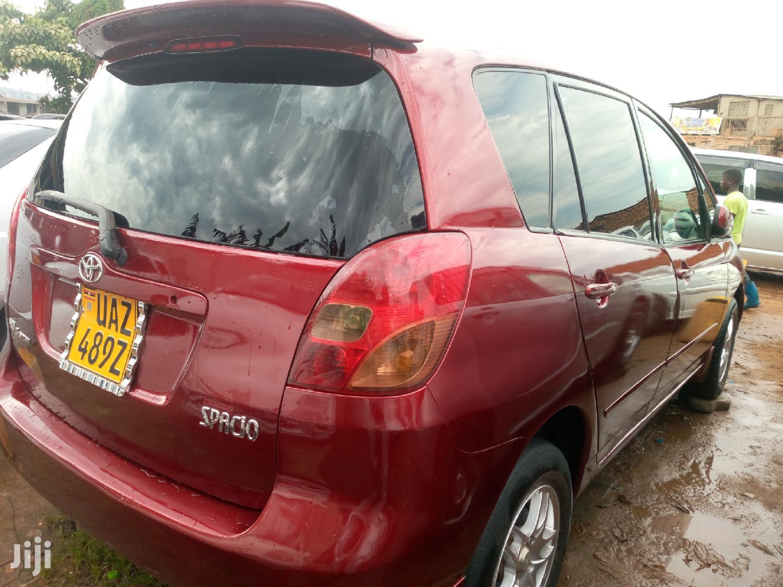 Toyota Spacio 2003 Red | Cars for sale in Kampala, Central Region, Uganda