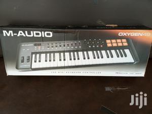 M-Audio Oxgyen 49key Midi Controller   Musical Instruments & Gear for sale in Central Region, Wakiso
