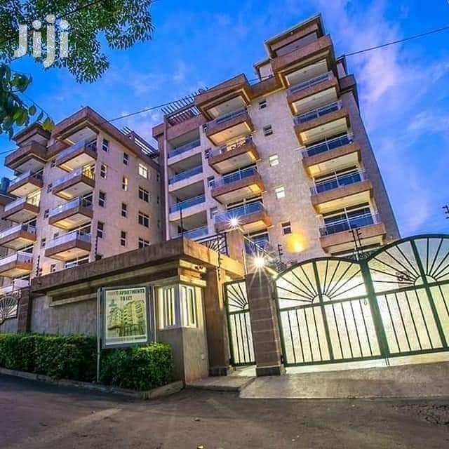 Kololo3 Bedroom Fully Furnished Apartment
