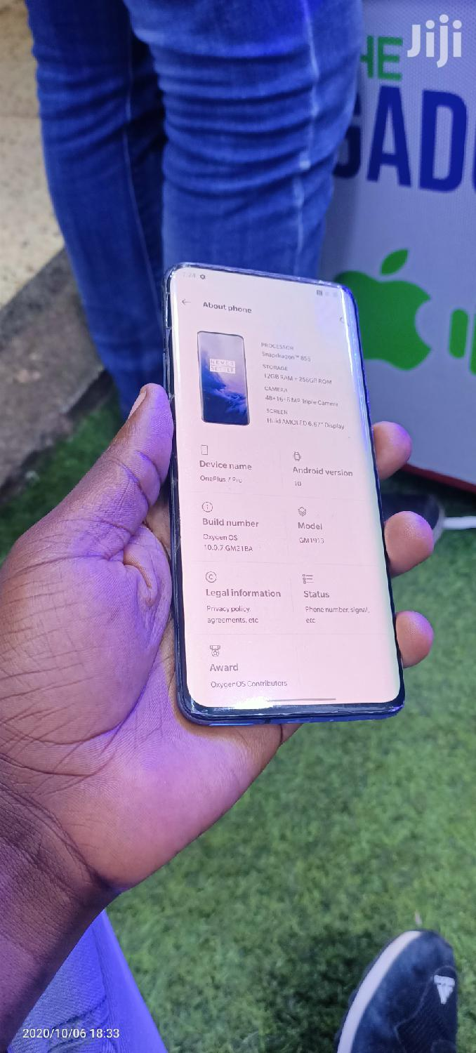 OnePlus 7 Pro 256 GB Blue | Mobile Phones for sale in Kampala, Central Region, Uganda