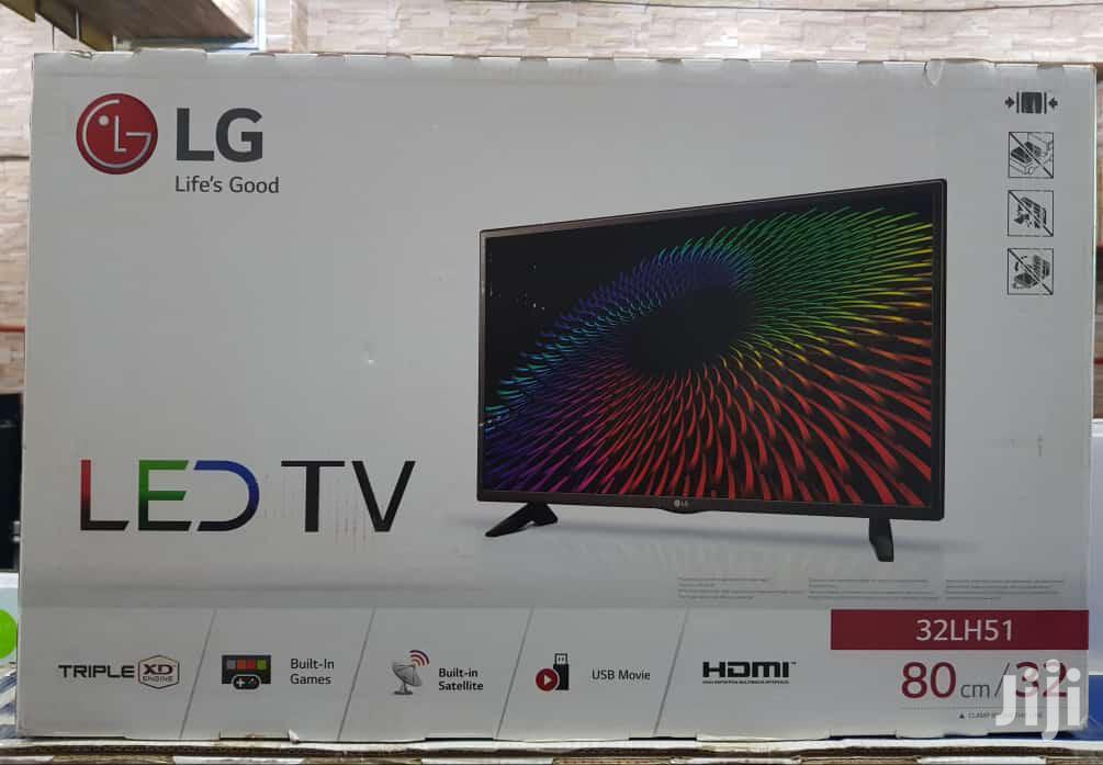 LG LED Digital Satellite Flat Screen TV 32 Inches