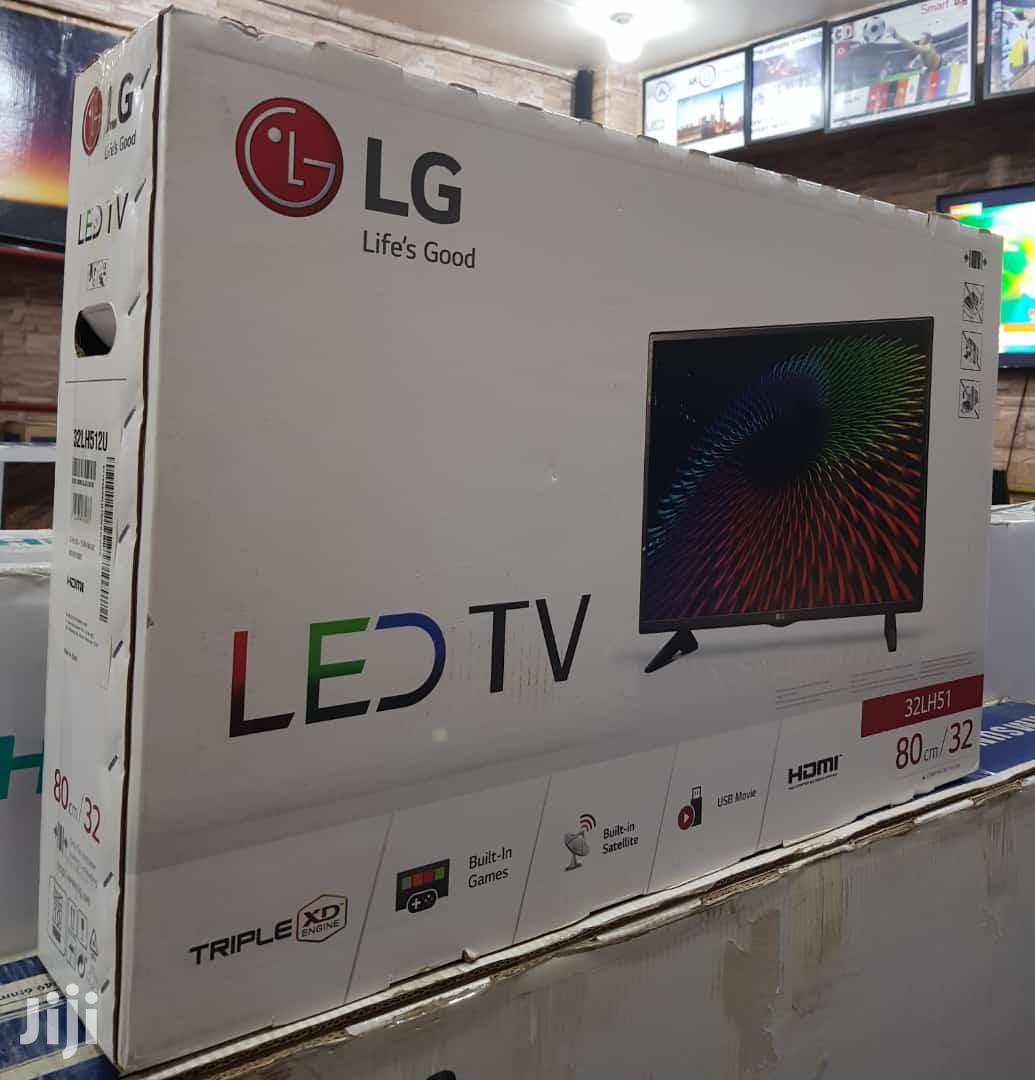 LG Digital Satellite Flat Screen TV 32 Inches