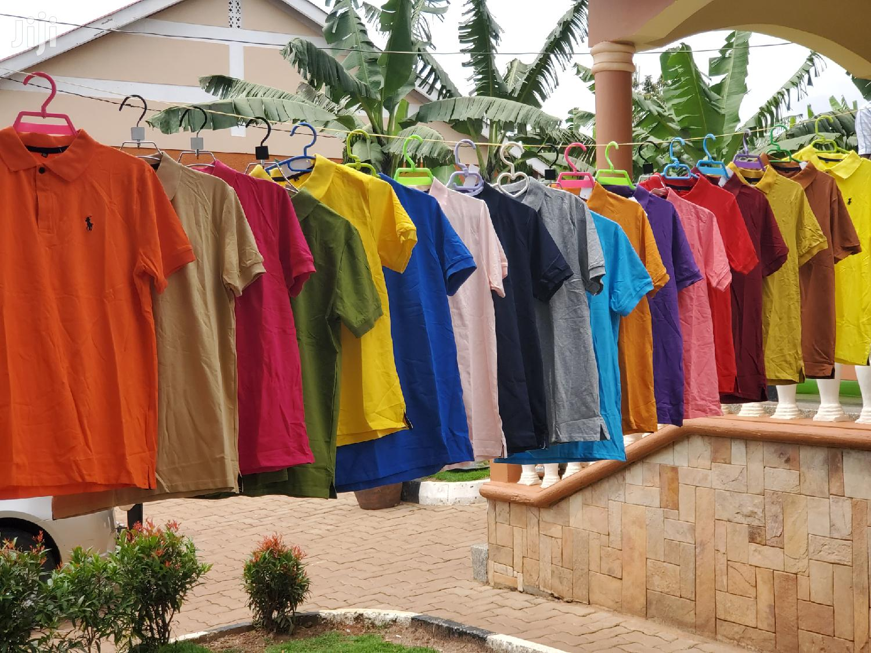 Polo Tshitrs | Clothing for sale in Kampala, Central Region, Uganda